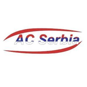 Logo of AC Serbia